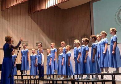 Областной конкурс детских хоровых коллективов